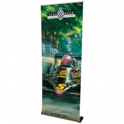 Premium Roll-up Banner Stand in 5 Widths