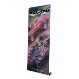 premium roll up banner stand