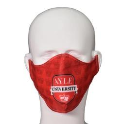 Premium Custom Printed Face Covering