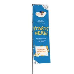 PVC Banner Flag