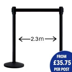 Cheap Retractable Belt Barrier