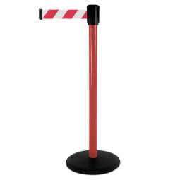 Retractable Belt Safety Tensabarrier® - 2.3m