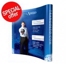 3 x 2 pop up stand special offer