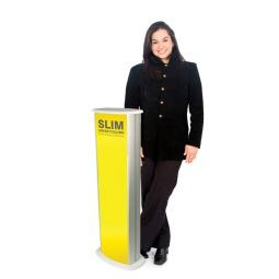 Slim Linear Column