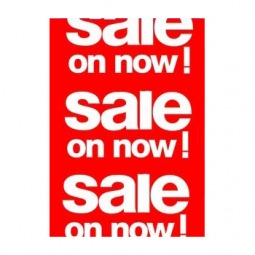 Sale On Now - Poster 165