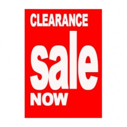 Clearance Sale - Poster 166