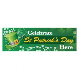 St Patrick's Day - Banner 169