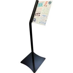 Symbol - Outdoor Floor Standing Sign Holder