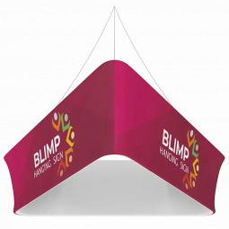 WaveLine Blimp™ Tri Tapered - Hanging Banner