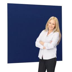 Unframed Notice Board