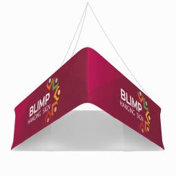 WaveLine Blimp™ Trio - Hanging Banner