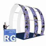 Formulate arch replacement graphic