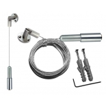 Floor to Wall Cable Kit