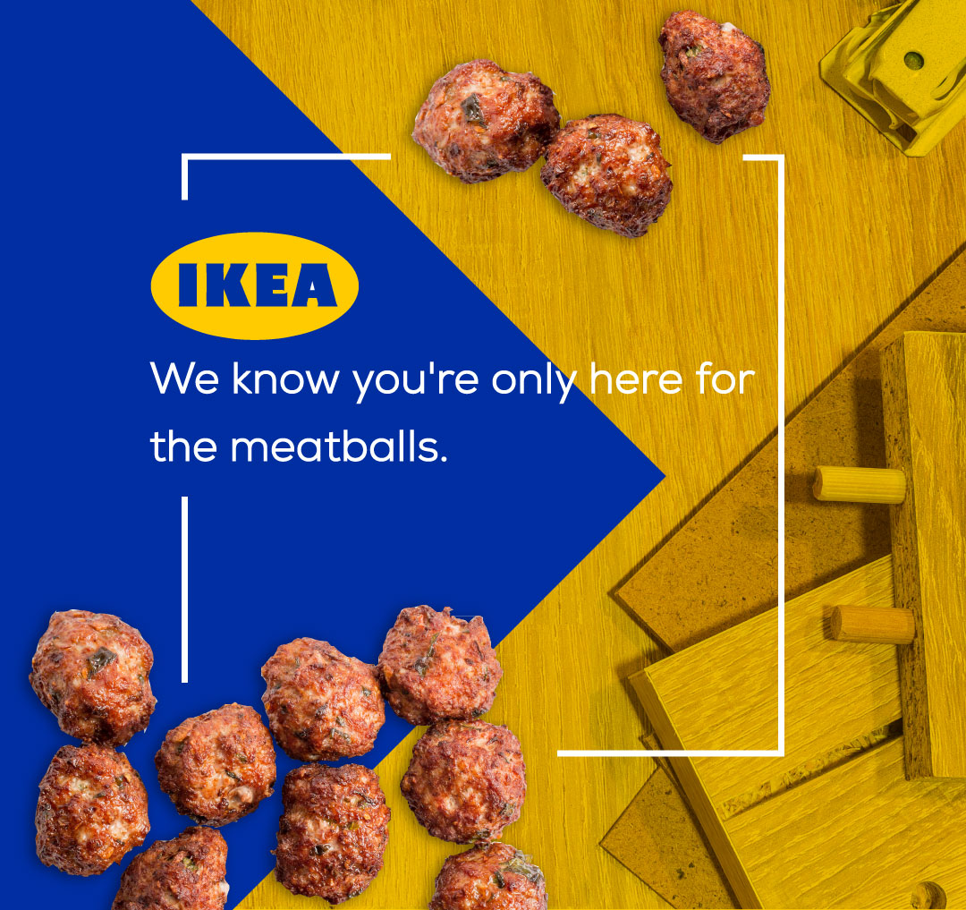 Brutally Honest Brand Slogans - IKEA