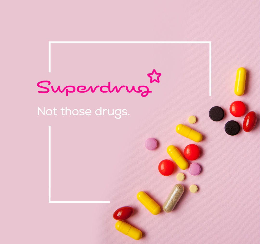 Brutally Honest Brand Slogans - Superdrug