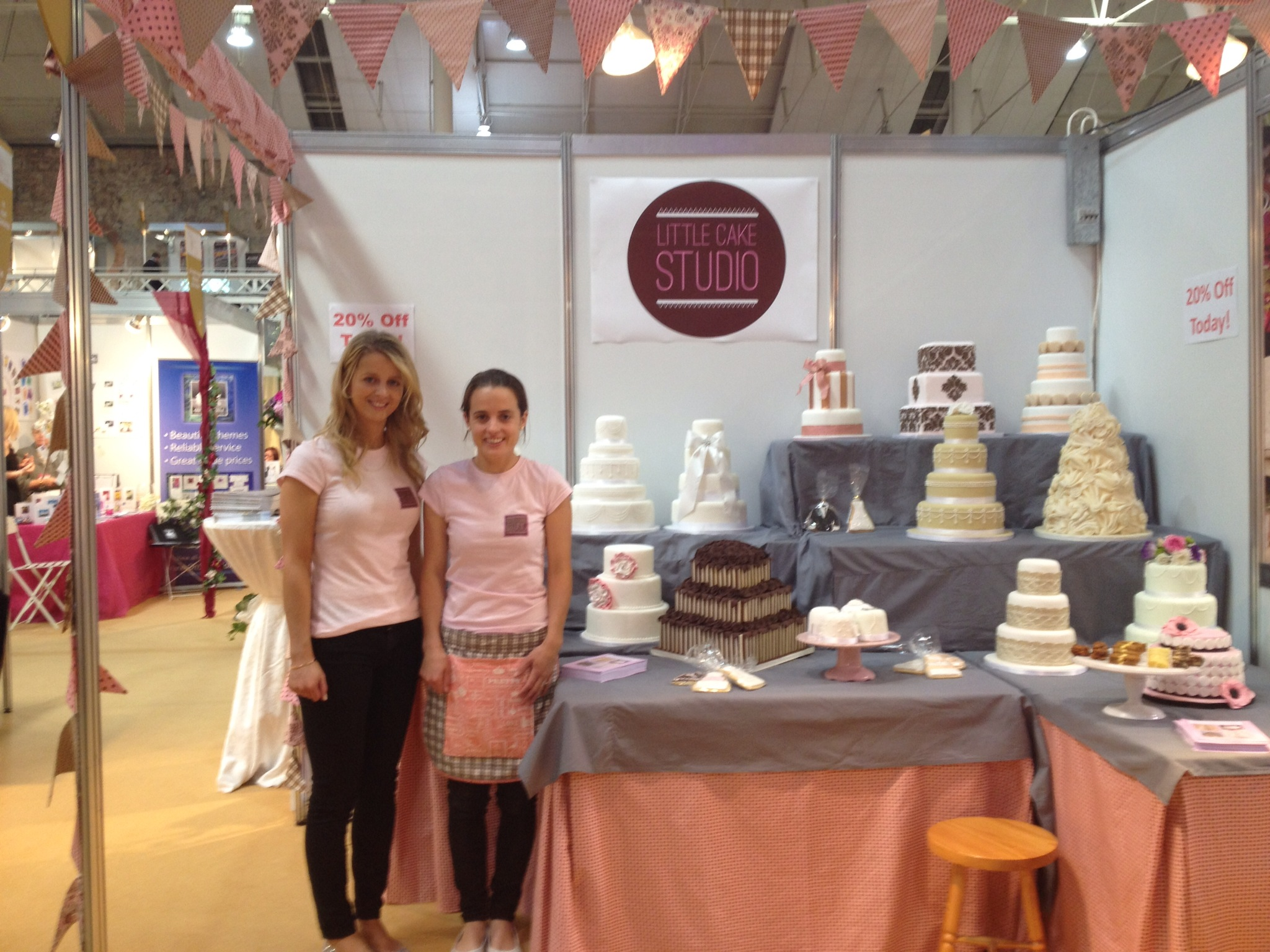 Wedding Exhibition Stand : Learn from visiting other exhibition stands discount