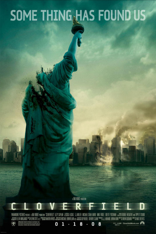 Top Horror Posters - Cloverfield