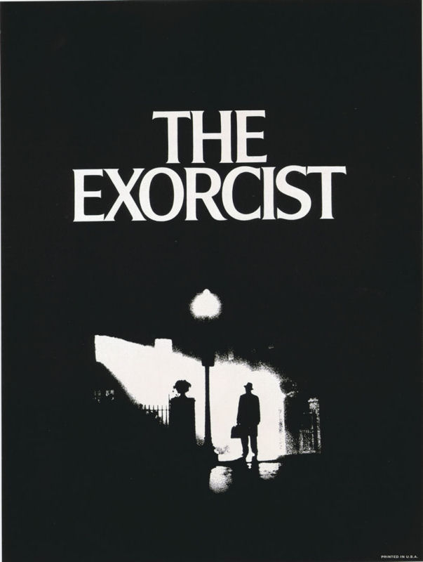Top Horror Posters - The Exorcist