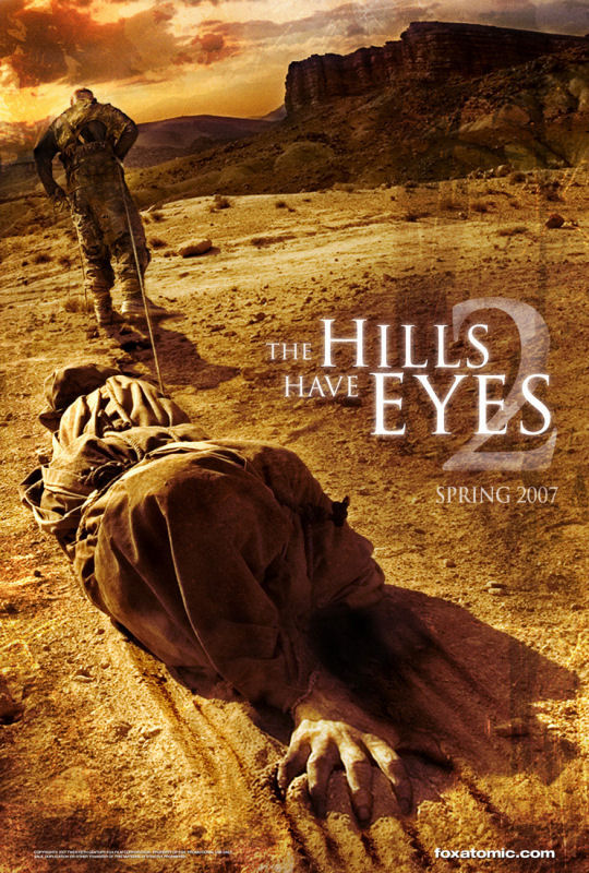 Top Horror Posters - The Hills Have Eyes 2