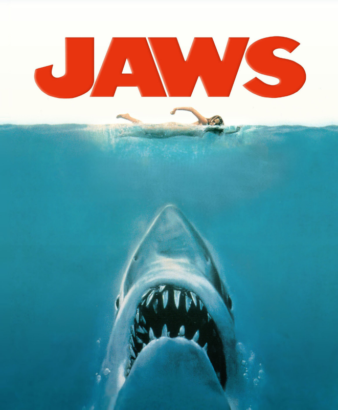 Top Horror Posters - Jaws