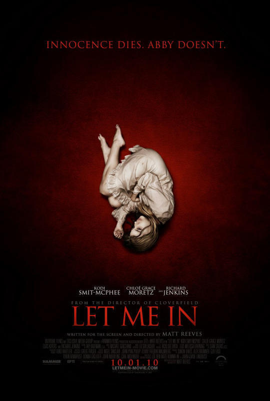Top Horror Posters - Let Me In