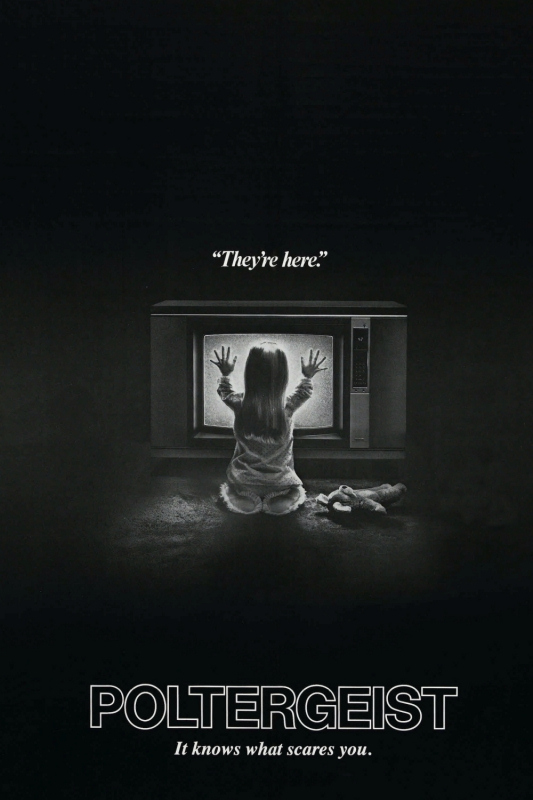 Top Horror Posters - Poltergeist