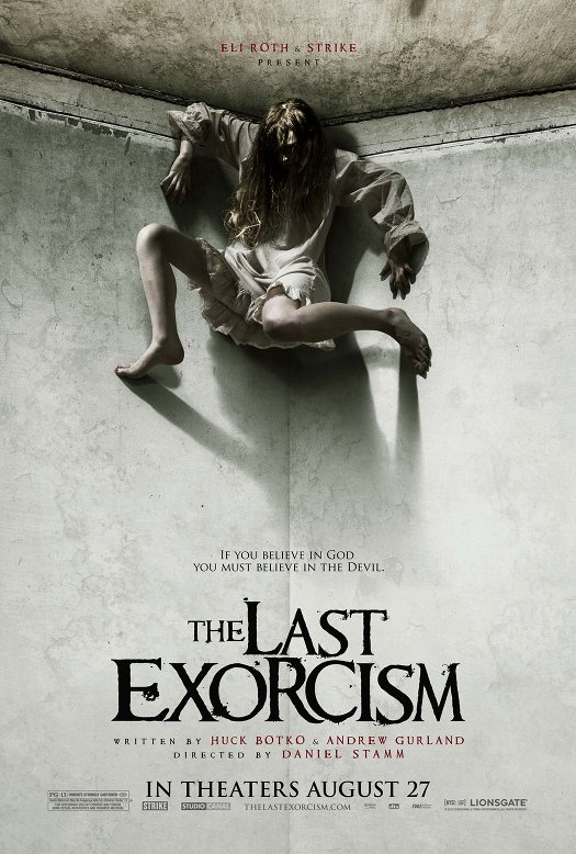 Top Horror Posters - The Last Exorcism