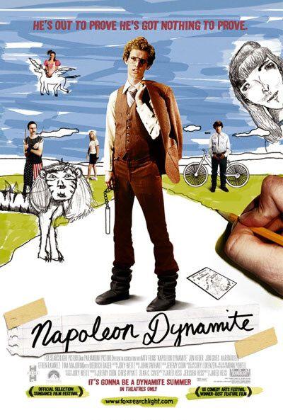 Napoleon Dynamite Movie Poster