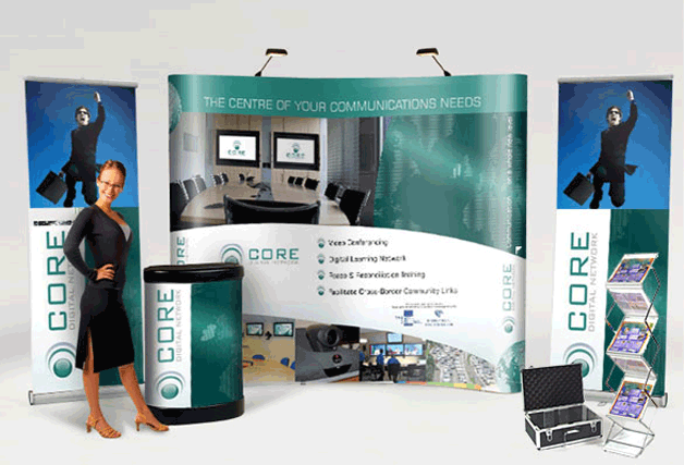 Exhibition Stand Guide : Exhibition display management a basic guide discount displays